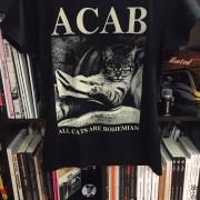 Camiseta y libros